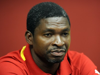 Maxwell Konadu - Local Black Stars coach