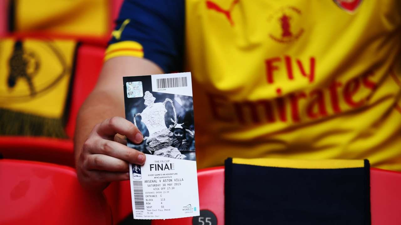 Arsenal Aston Villa FA Cup final 30052015