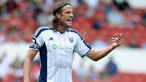 Jonas Olsson | West Brom