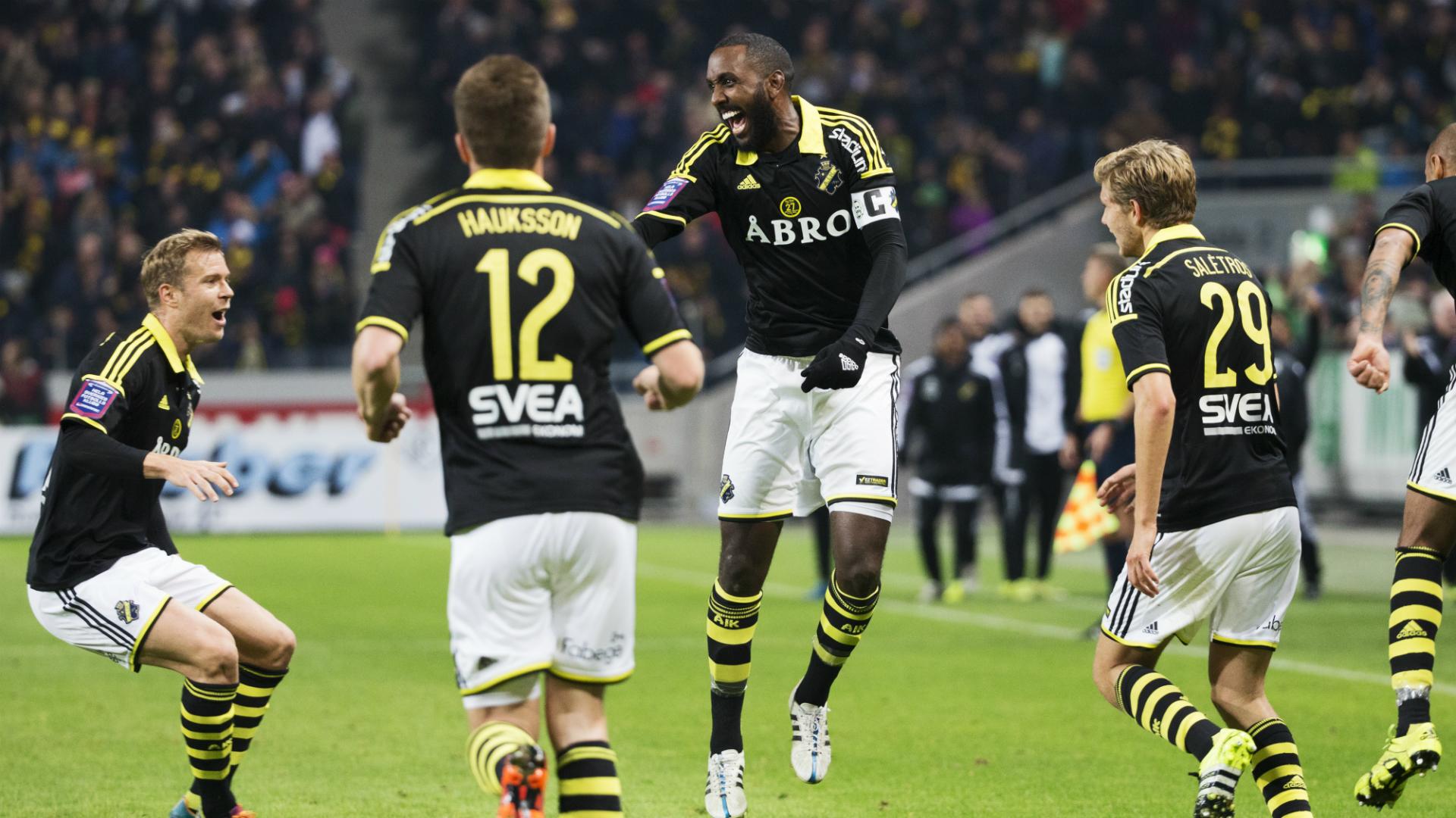 Goitom, AIK Solna