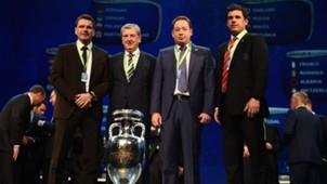 Roy Hodgson Euro 2016 draw