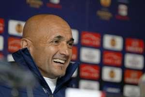Zenit coach Luciano Spaletti