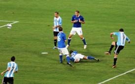 Higuaín Argentina Italia gol