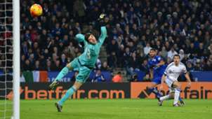 HD Riyad Mahrez Leicester City Chelsea