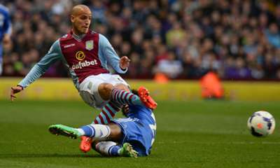Willian Karim El Ahmadi Aston Villa Chelsea EPL 03152014