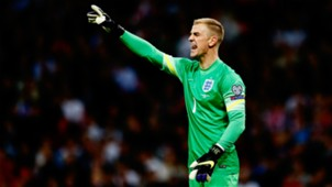 Joe Hart | England
