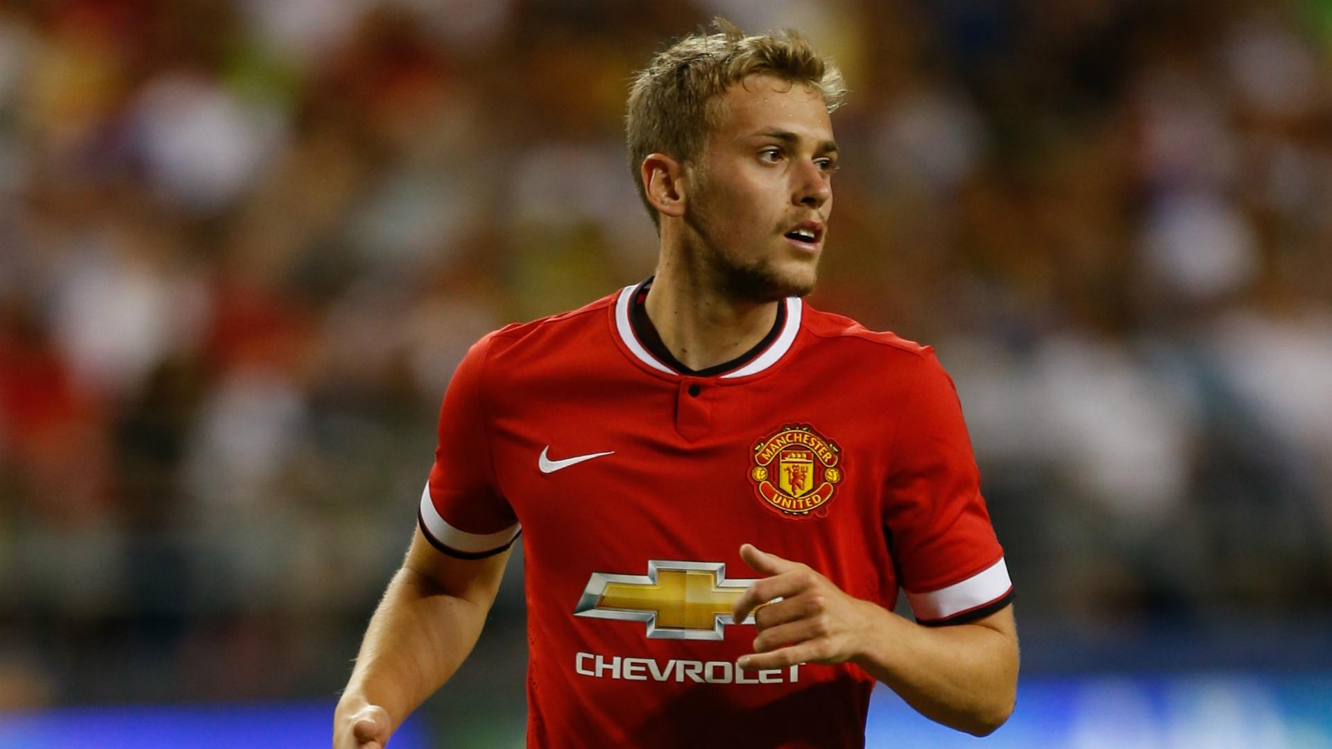 James Wilson Buka Peluang Tinggalkan Manchester United