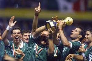 Mexico, Confederations cup 1999