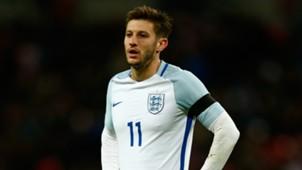 England's Euro 2016 squad | Adam Lallana