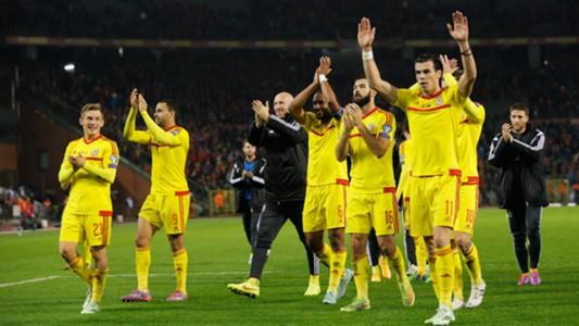 Wales Euro 2016 161114