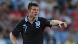 James Milner England v Norway