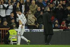 Sergio Ramos, José Mourinho - Real Madrid v Rayo Vallecano