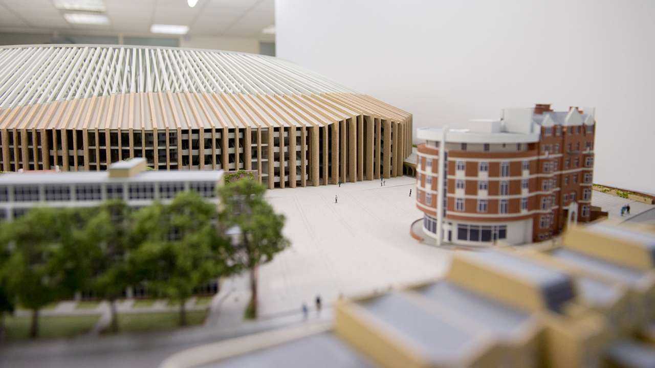 Chelsea Stamford Bridge model