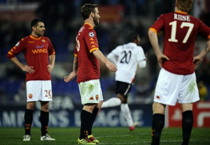 DDR AS Roma Shakhtar Donetsk 2010-2011