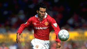 Title-winning teenagers | Ryan Giggs Manchester United