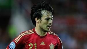David Silva Spain