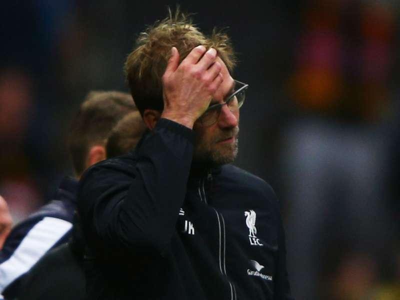 "Liverpool, Klopp : ""Nous avons perdu nos esprits"""