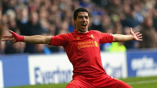HD Luis Suarez Liverpool