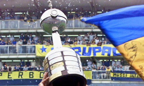 Intercontinental Cup Trophy