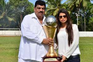 Churchill Alemao, Valanka Alemao, Churchill Brothers SC