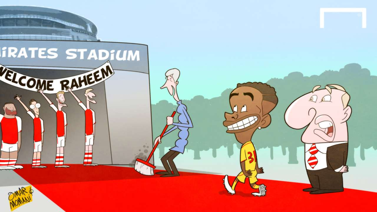 Cartoon Sterling Emirates