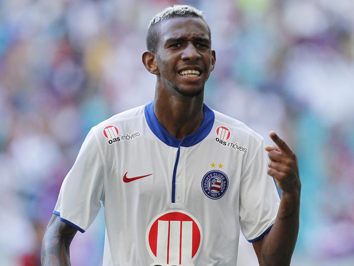 Anderson Talisca - Bahia vs Vitoria Baianão 04062014