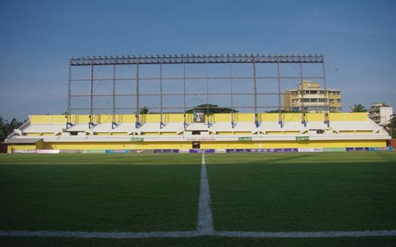 Tilak Maidan Stadium,Goa