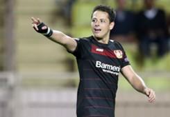 HP Javier Hernandez Monaco Leverkusen