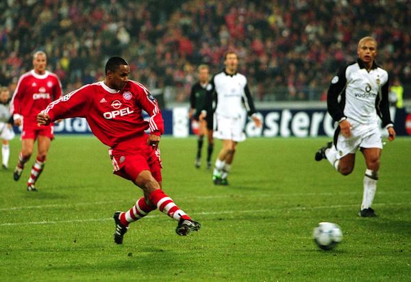 Champions League 2001/02: FC Bayern München - Manchester United, Paulo Sergio