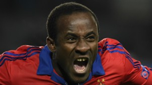 Seydou Doumbia CSKA Moscow Manchester United 21102015