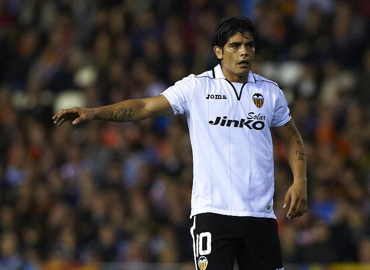 Ever Banega - Valencia CF