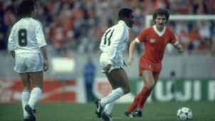 Graeme Souness Lawrie Cunningham Liverpool Real Madrid 1981