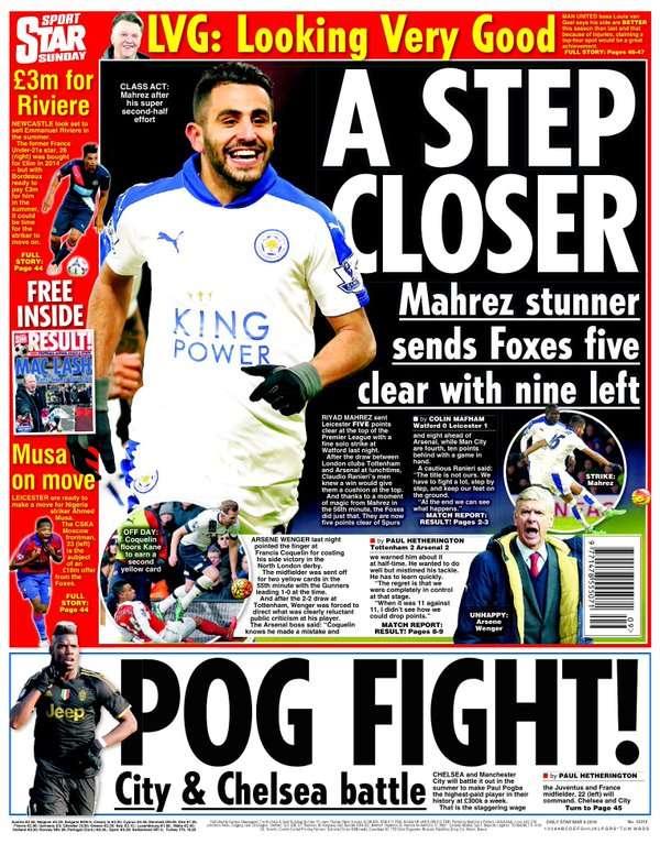 The Star on Sunday Mar 6