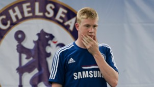 Kevin De Bruyne to Chelsea