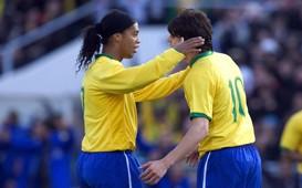 Ronaldinho & Kaka - Brazil