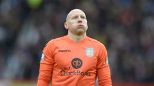 HDP Brad Guzan Aston Villa 16042016