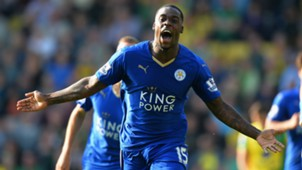 HD Jeffrey Schlupp Leicester City Norwich City