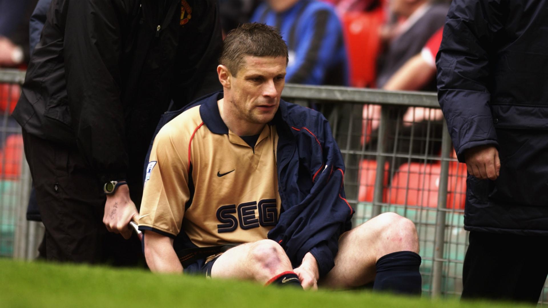 Oleg Luzhny Arsenal Premier League