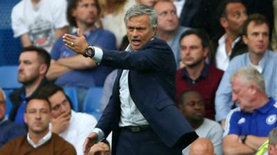 Jose Mourinho Chelsea Crystal Palace Premier League 29082015