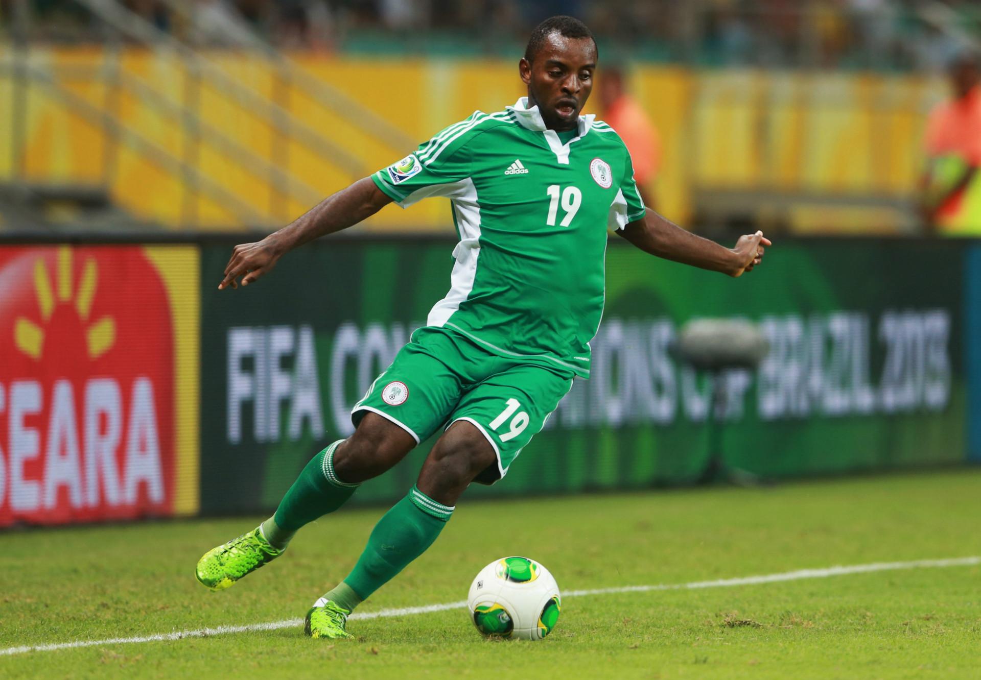 Sunday Mba Nigeria Uruguay Confederations Cup 20062013