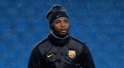 Alex Song - FC Barcelona