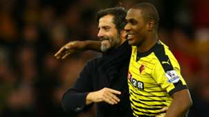 Watford Quique Flores Odion Ighalo