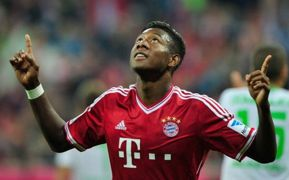 David Alaba | Bayern Munich
