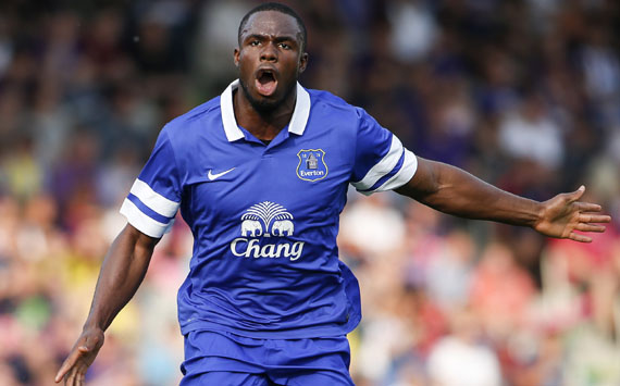 EXTRA TIME: Anichebe relives memorable Everton moment