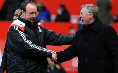 Alex Ferguson,Rafael Benitez