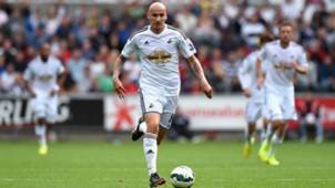 Jonjo Shelvey | Swansea 3-0 West Brom | Liberty Stadium | Premier League