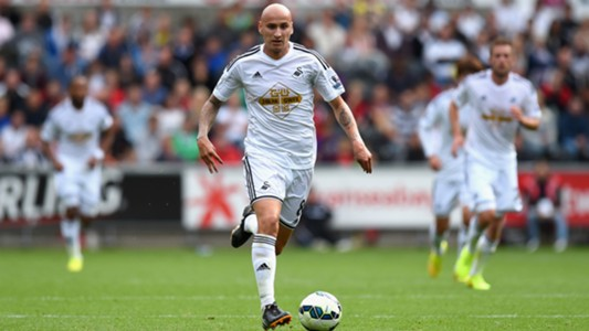 Jonjo Shelvey | Swansea 3-0 West Brom | Liberty Stadium | Premier League