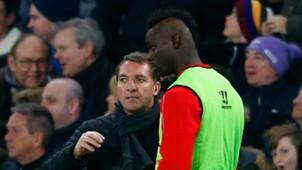Brendan Rodgers, Mario Balotelli Liverpool