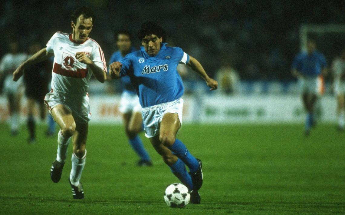 Maradona, Napoli, 1989