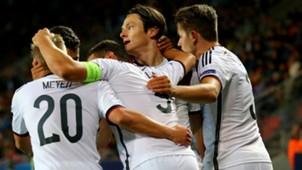 Nico Schulz Germany U21 - Czech U21